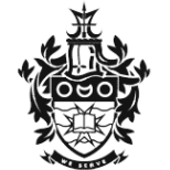 The crest from the council logo